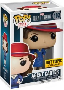 Figurine Agent Carter – Marvel's Agents Of SHIELD- #102