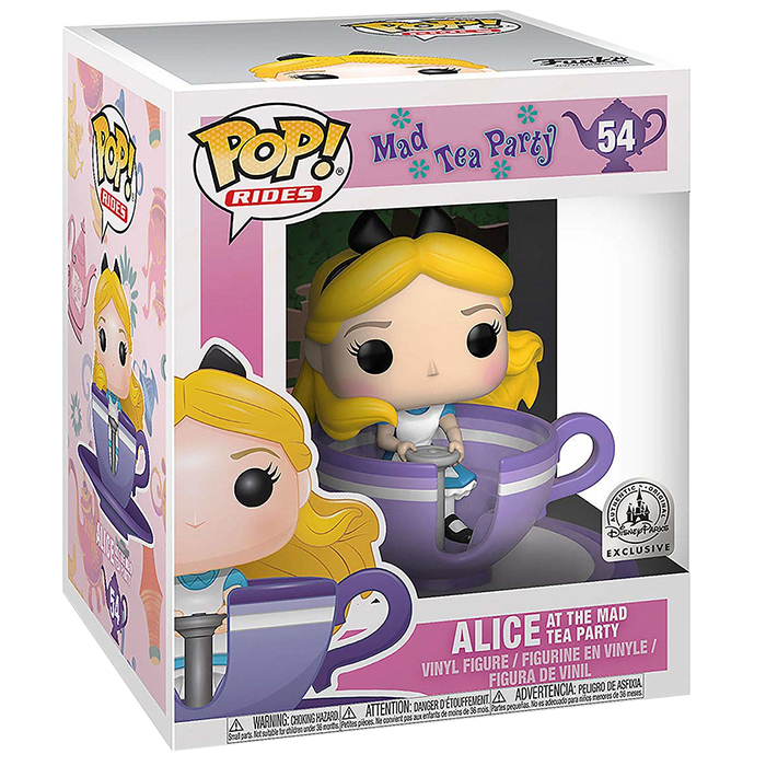 Figurine pop Alice at the Mad Tea Party - Mad Tea Party - 2