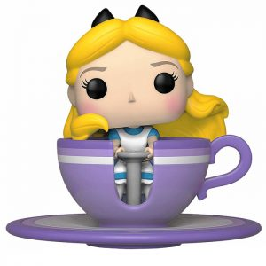 Figurine Alice at the Mad Tea Party – Mad Tea Party- #112
