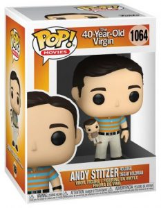 Figurine Andy Stitzer – 40 ans, toujours puceau- #1064