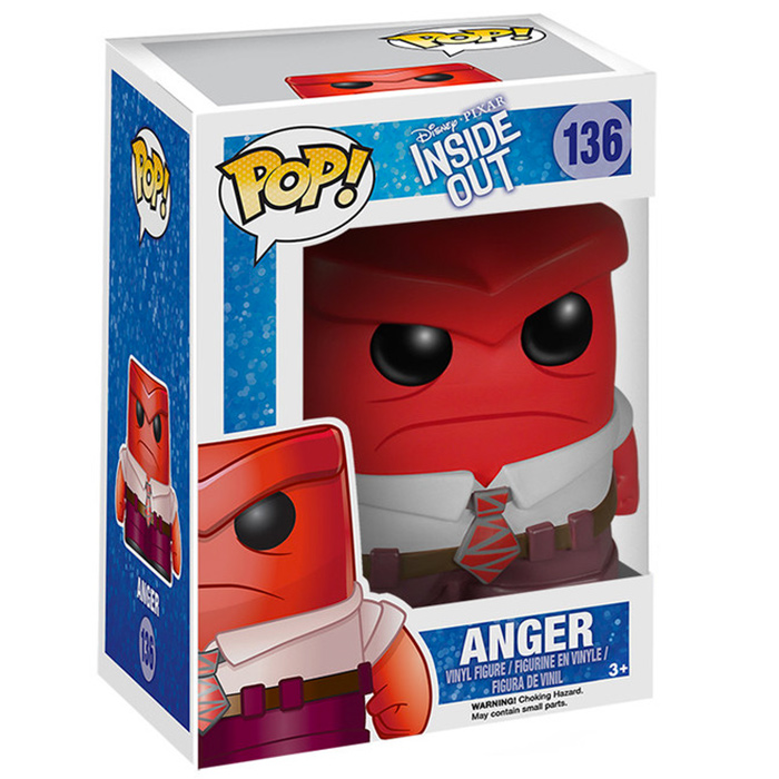Figurine pop Anger - Inside Out - 2