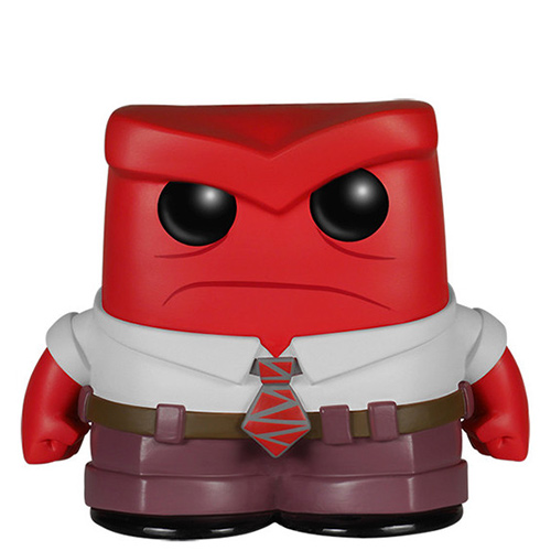 Figurine pop Anger - Inside Out - 1