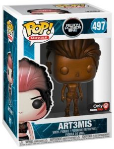 Figurine Art3mis – Cuivre – Ready Player One- #497