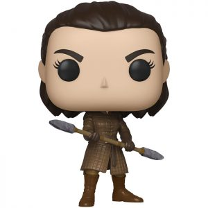 Figurine Arya Stark with spear – Game Of Thrones- #79