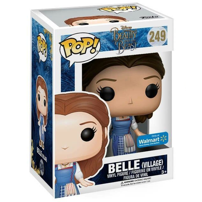 Figurine pop Belle village - Beauty And The Beast - 2