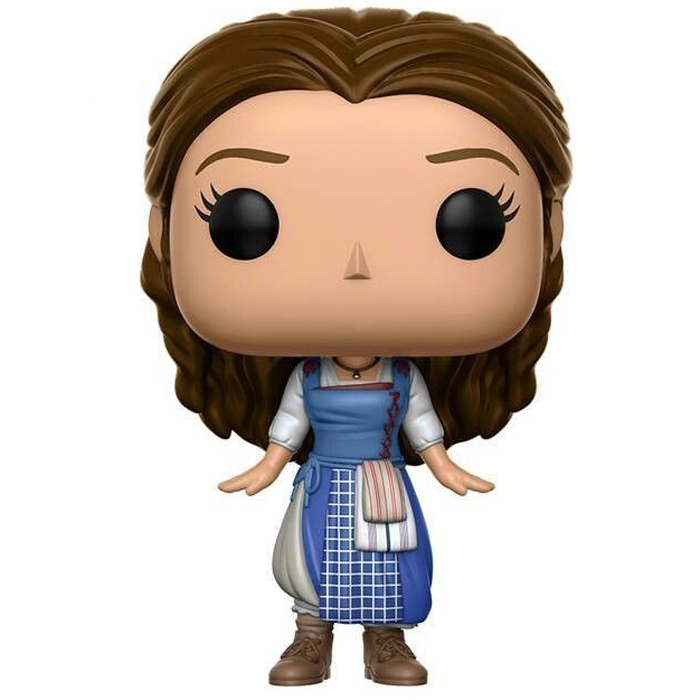Figurine pop Belle village - Beauty And The Beast - 1