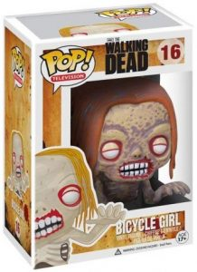 Figurine Bicycle Girl Zombie – The Walking Dead- #16