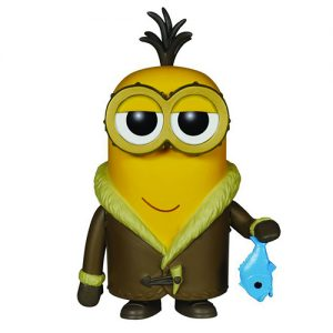 Figurine Bored Silly Kevin – Les Minions- #671