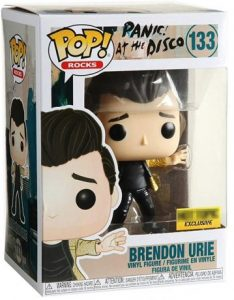 Figurine Brendon Urie – Panic! at the Disco- #133