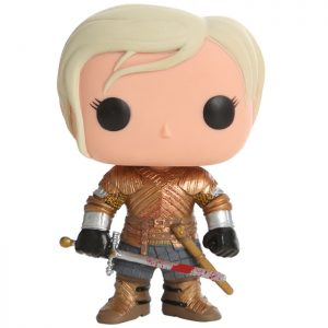 Figurine Brienne Of Tarth bloody – Game Of Thrones- #496