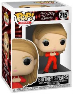 Figurine Britney Spears Oops I Did it Again Catsuit – Britney Spears- #215