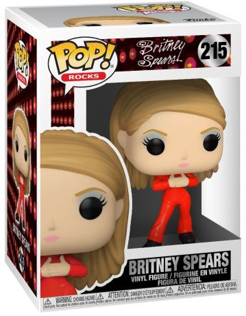 Figurine pop Britney Spears Oops I Did it Again Catsuit - Britney Spears - 1