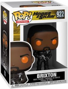 Figurine Brixton avec Yeux Oranges – Fast and Furious- #922