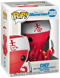 Figurine Chef Sushi – Monstres et Compagnie- #388