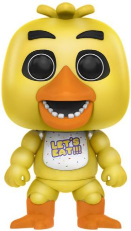 Figurine pop Chica le Poulet - Five Nights at Freddy's - 2