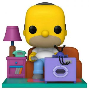 Figurine Couch Homer – Les Simpsons- #10