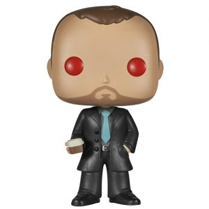 Figurine Crowley yeux rouges – Supernatural- #550