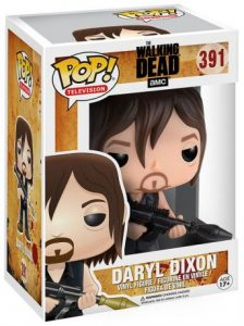 Figurine Daryl Dixon – Lance-Roquettes – The Walking Dead- #391