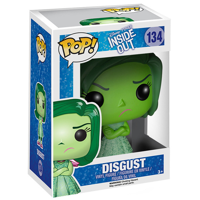 Figurine pop Disgust - Inside Out - 2