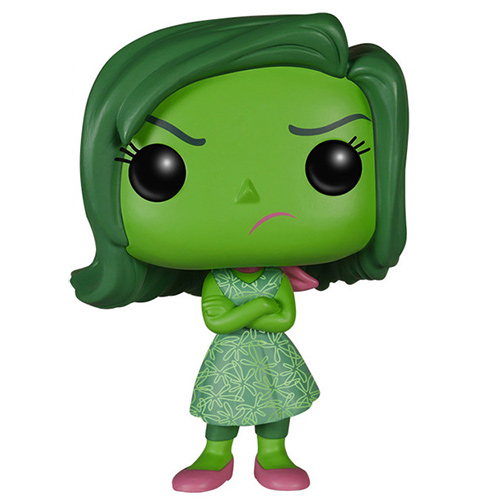 Figurine pop Disgust - Inside Out - 1