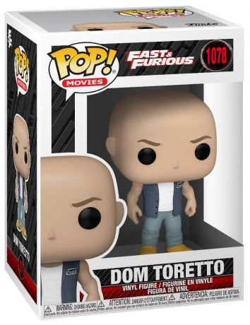 Figurine pop Dominic Toretto - Fast and Furious - 1