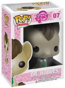 Figurine Dr. Hooves – My Little Pony- #7