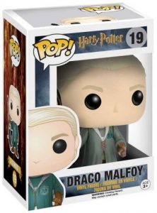 Figurine Draco Malfoy – Quidditch – Harry Potter- #19