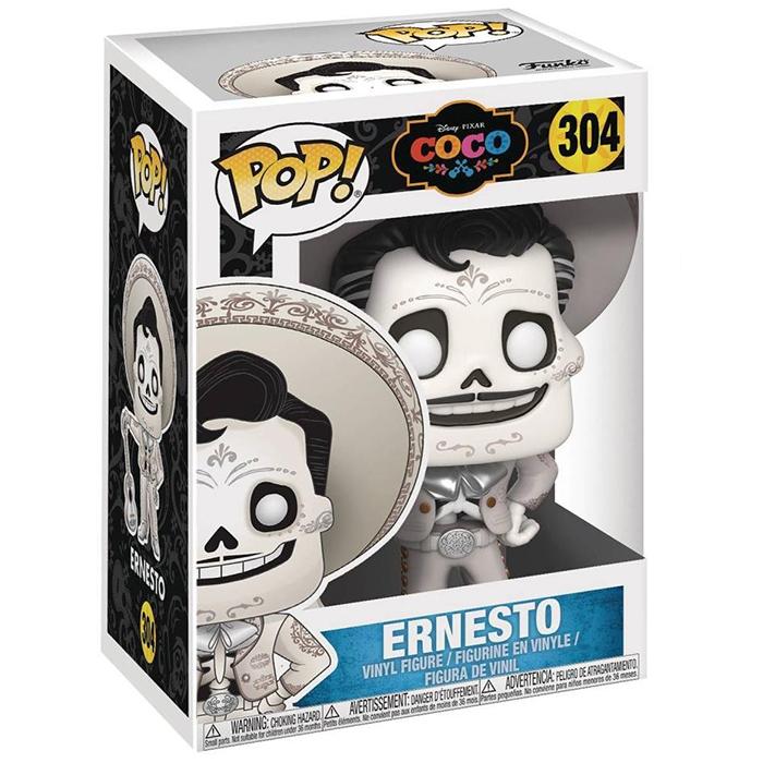 Figurine pop Ernesto - Coco - 2