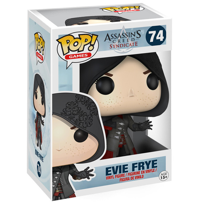 Figurine pop Evie Frye - Assassin's Creed Syndicate - 2
