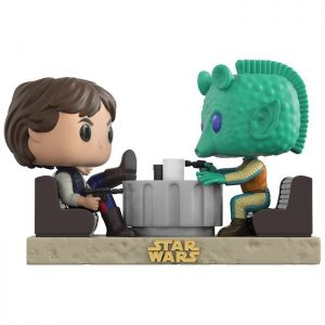 Figurine Figurines Movie Moments Cantina Faceoff – Star Wars- #932