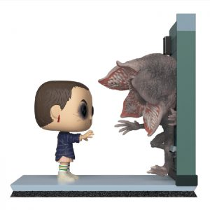 Figurine Figurines Movie Moments Eleven with Demogorgon – Stranger Things- #8