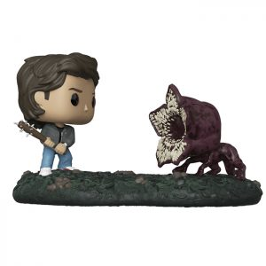 Figurine Figurines Movie Moments Steve with Demodogs – Stranger Things- #5