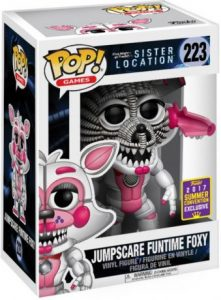 Figurine Foxy Jumpscare – Five Nights at Freddy's- #223
