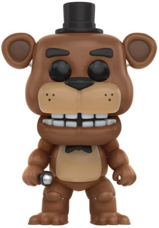 Figurine pop Freddy l'Ours - Five Nights at Freddy's - 2
