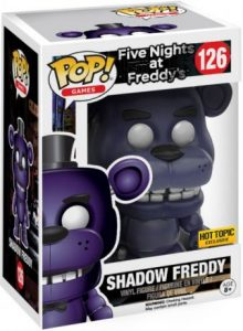 Figurine Freddy l'Ours Ombre – Five Nights at Freddy's- #126