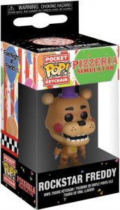 Figurine Freddy l'Ours – Porte-clés – Five Nights at Freddy's