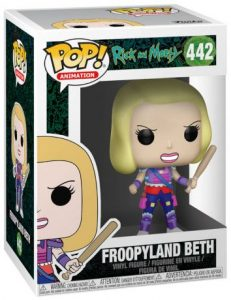 Figurine Froopyland Beth – Rick et Morty- #442