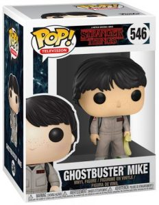 Figurine Ghostbuster Mike – Stranger Things- #546