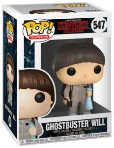 Figurine Ghostbuster Will – Stranger Things- #547