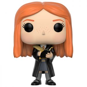 Figurine Ginny Weasley with Tom Riddle diary – Harry Potter- #1