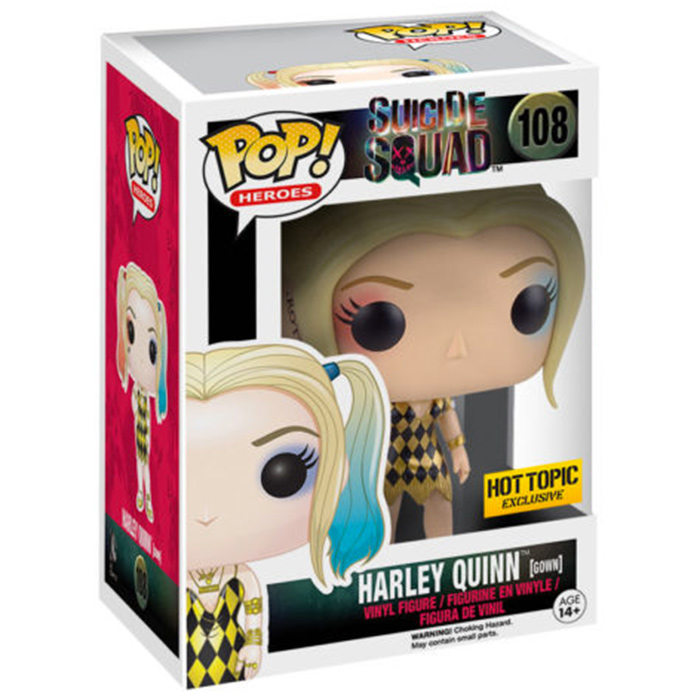 Figurine pop Harley Quinn Gown - Suicide Squad - 2