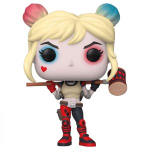 Figurine Harley Quinn with mallet – DC Comics- #160