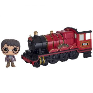 Figurine Hogwarts Express with Harry – Harry Potter- #5