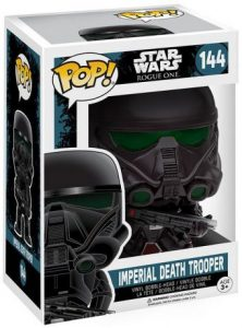 Figurine Imperial Death Trooper – Rogue One : A Star Wars Story- #144