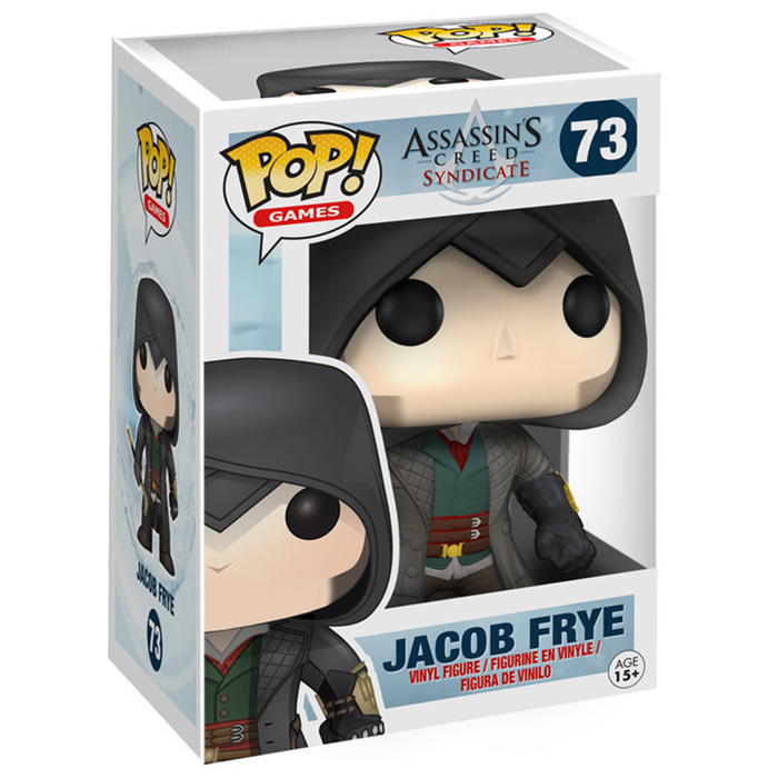 Figurine pop Jacob Frye - Assassin's Creed Syndicate - 2
