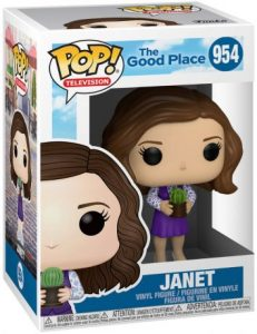Figurine Janet – The Good Place- #954