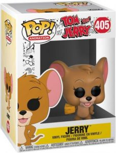 Figurine Jerry avec Fromage – Tom et Jerry- #405