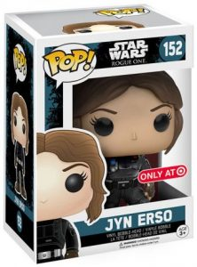Figurine Jyn Erso – Tenue impériale sans masque – Rogue One : A Star Wars Story- #152