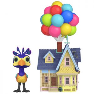 Figurine Kevin with Up House – Là-haut- #296