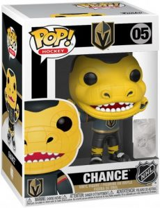 Figurine Knights – Chance the Gila Monster – NHL Mascottes- #5